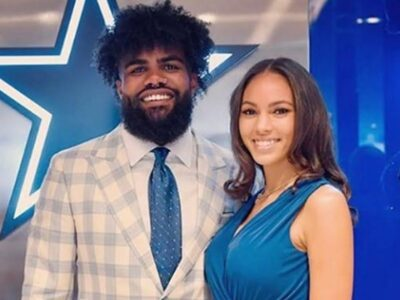 Ezekiel Elliott Girlfriend