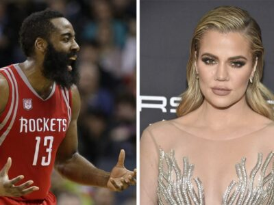 James Harden Girlfriend